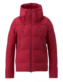 Allterrain by Descente Misuzawa Mountaineer red down jacket online