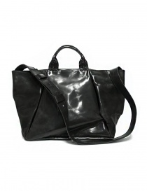 Bags online: Delle Cose style 752 asphalt leather bag
