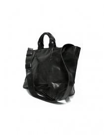 Delle Cose style 752 asphalt leather bag
