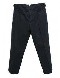 Pantalone Cellar Door Lan colore blu LAN-P107-65 order online