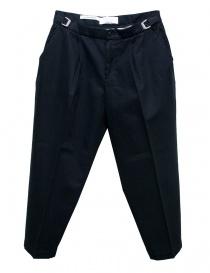 Pantalone Cellar Door Leo T colore blu LEOT-B138-65 order online
