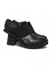 Calzature donna online: Scarpa Guidi 6003E in pelle nera