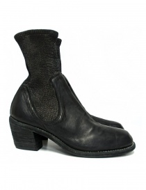Guidi SB96D black leather ankle boots SB96D-KANGAROO-FULL order online