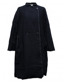 Cappotto Casey Casey colore navy 09FM50-DUC-NAVY order online