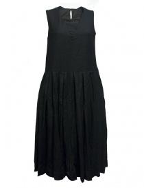 Abito Casey Casey in lana e cashmere colore nero 09FR185-WOOL-BLK order online
