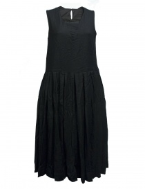 Womens dresses online: Casey Casey wool and cashmere black dress