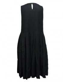Casey Casey wool and cashmere black dress