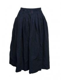 Casey Casey cotton blue skirt