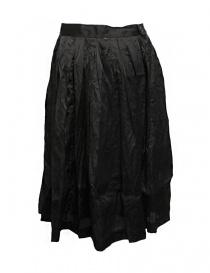 Casey Casey organza black skirt