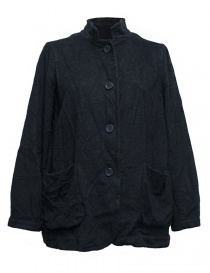Womens suit jackets online: Casey Casey cashmere navy jacket