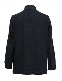 Giacca Casey Casey in cashmere colore blu navy