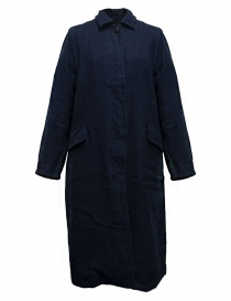 Cappotto stile workwear Casey Casey colore navy 09FM47-WORK-NAVY order online