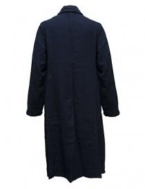 Casey Casey workwear style navy coat