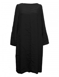 Womens dresses online: Casey Casey black silk dress