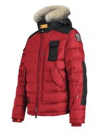 Parajumpers Skimaster dark red down jacket