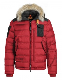 Giacca piumino Parajumpers Skimaster colore rosso scuro online