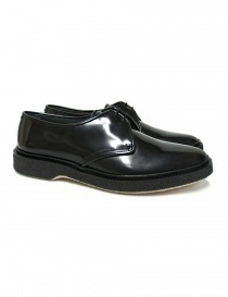 Adieu Type 1 shiny black leather shoes online