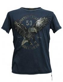 Rude Riders navy t-shirt P94074-44529-T-SHIRT order online