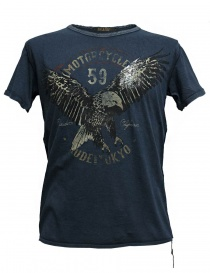 T-shirt Rude Riders colore navy online