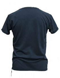 T-shirt Rude Riders colore navy