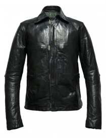 Carol Christian Poell Scarstitched 2498 horse leather jacket online