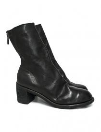Stivaletto Guidi M88 in pelle colore nero M88-SOFT-HORSE-FULL order online