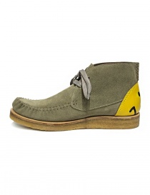 Kapital Wallaby grey suede leather shoe