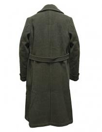 Cappotto Haversack Attire colore verde chiaro
