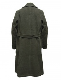 Haversack Attire light green coat