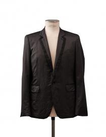 Comme des Garcons Homme Plus jacket in dark grey colour PH-J010-051- order online