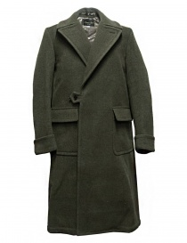 Haversack Attire light green coat online