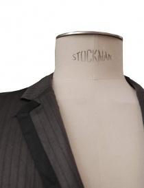 Comme des Garcons Homme Plus jacket in dark grey colour