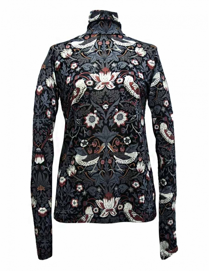 Beautiful People turtle neck black fantasy pullover 1735310010-BLACK-PULL womens knitwear online shopping