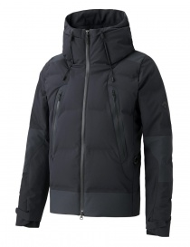 Allterrain by Descente Mizusawa Schematech-M black down jacket