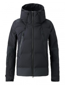Allterrain by Descente Mizusawa Schematech-M black down jacket online