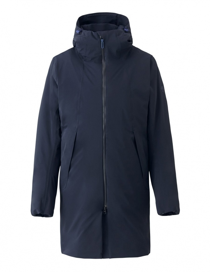 Allterrain by Descente Thermo Insulated green navy coat DIA3751U-GRNV mens coats online shopping
