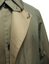 Haversack beige coat mens coats price