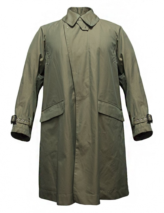 Haversack beige coat 471726-43-COAT mens coats online shopping