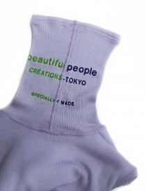 Beautiful People turtle neck purple pullover price