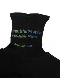 Beautiful People turtle neck black pullover price