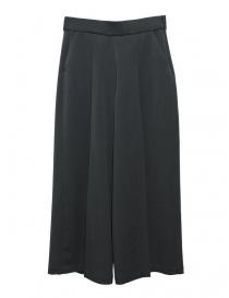 Pantaloni donna online: Pantalone Cellar Door Asia colore grigio
