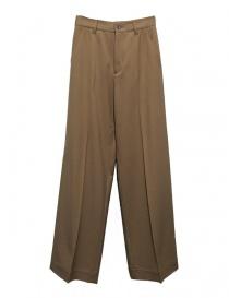 Pantaloni donna online: Pantalone Cellar Door Gaia colore beige