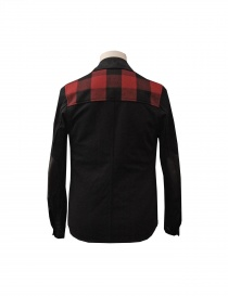 Giacca Comme des Garcons Man Junya Watanabe colore nero