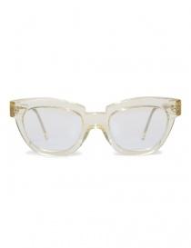 Kuboraum Maske K19 transparent acetate glasses K19-51-21-CHP order online