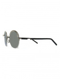 Kuboraum Maske Z1 silver metal sunglasses