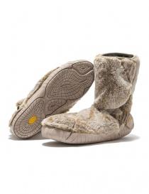 Stivale Vibram Furoshiki Lapland in pelliccia beige online