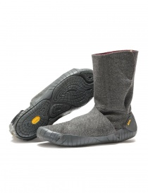 Vibram Furoshiki Russian Felt gray and red boots online