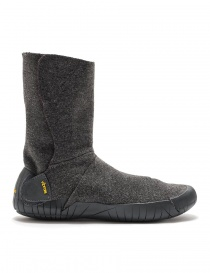 Vibram Furoshiki Russian Felt gray and red boots
