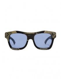 Occhiali online: Occhiale Paul Easterlin modello Newman Comics lente blu