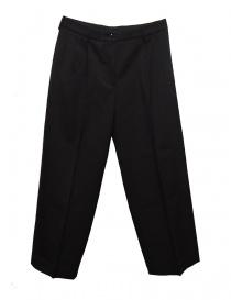 Pantaloni donna online: Pantalone Cellar Door Iris colore nero